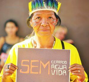 Campanha Nacional em Defesa do Cerrado: Sem Cerrado, Sem Água, Sem Vida